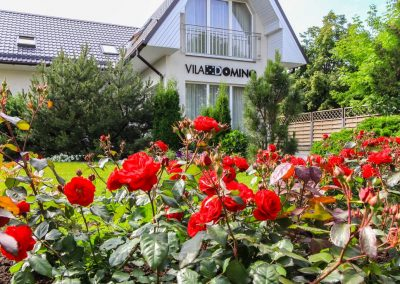 Vila Domino - patogus poilsis Palangoje prie jūros Jums ir Jūsų šeimai